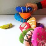 Easter eggs stones!