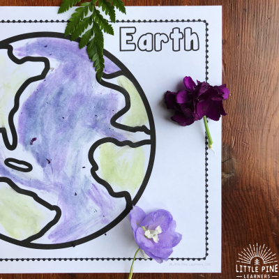 6 Ways to Use an Earth Day Printable