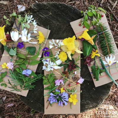 A Simple and Beautiful Nature Craft to Try Today!