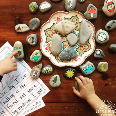 Four Ways to Use Stones in the Classroom
