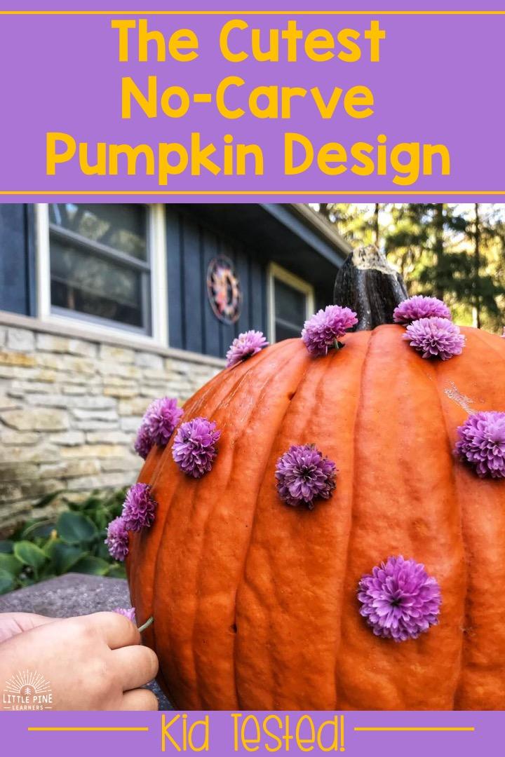 Cute fall DIY decoration!