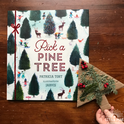 Pick a Pine Tree Nature Craft