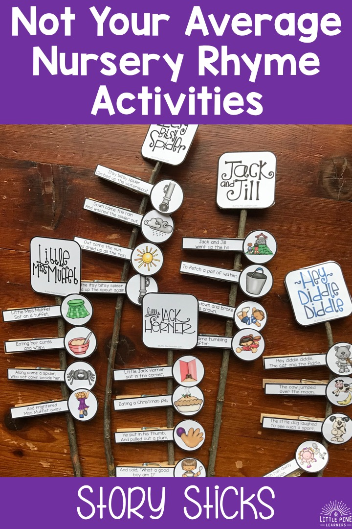 Stick activity for kids!