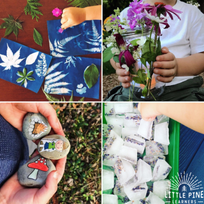 25+ Nature-Inspired Summer Activities for Kids