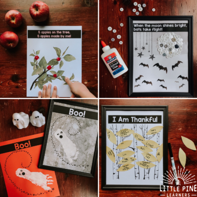 12 Low-Prep Fall Keepsake Printables