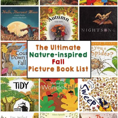 50+ Beautiful Fall Nature-Inspired Books for Kids