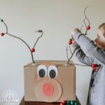 Fun reindeer activity for kids!