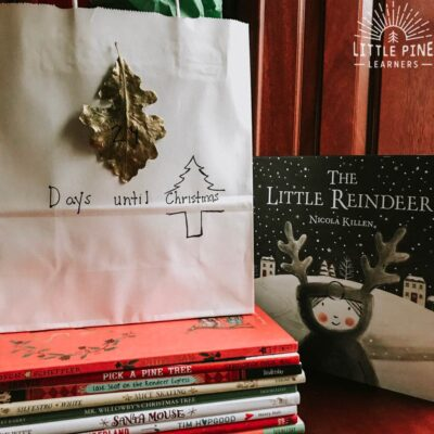 Countdown to Christmas with 25 of the Most Beautiful Holiday Picture Books