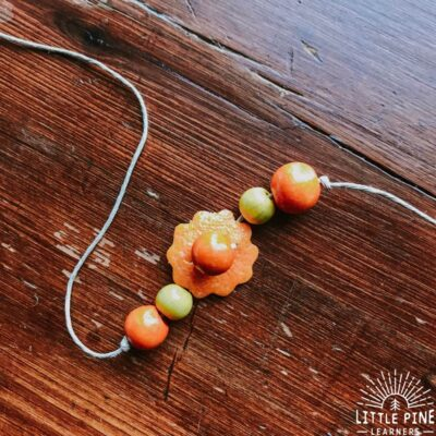 DIY Solstice Jewelry for Kids