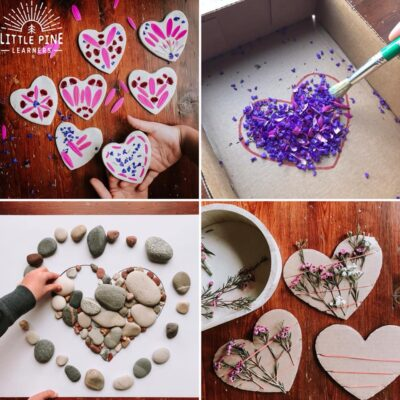 10 Nature Heart Activities for Kids