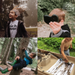 Mud pies, nature crowns, and much more!