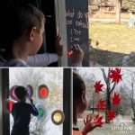 Over 10 window activities for kids!