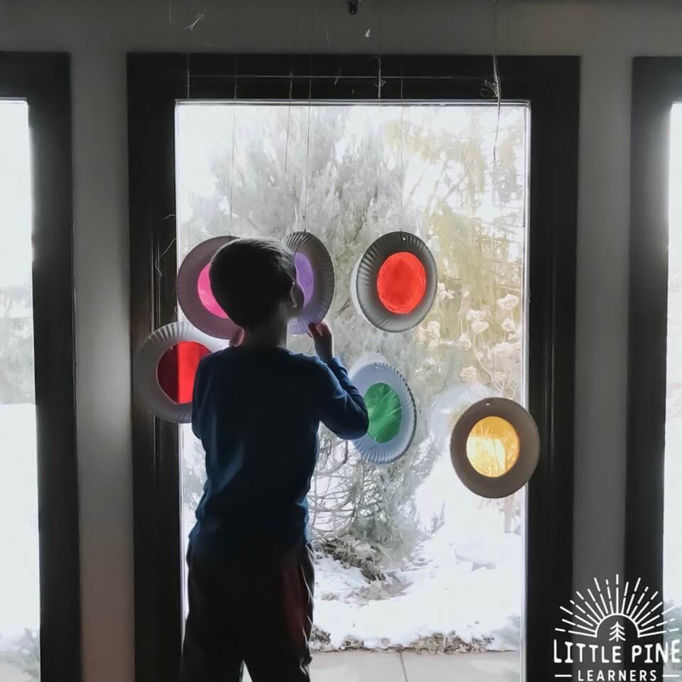 Fun and creative ways to stay connected to the outdoors when you are stuck inside.