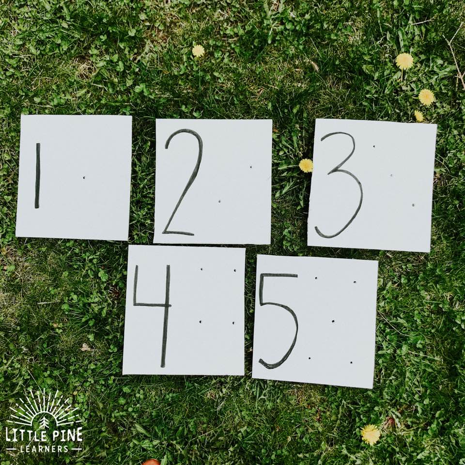 Check out these DIY dandelion tactile counting cards! They are so fun to create and help children learn number recognition, one-to-one correspondence, and other counting skills. They make a cute decoration and learning tool. Head outside to make them today!