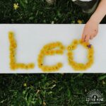 Cute name activity for kids!