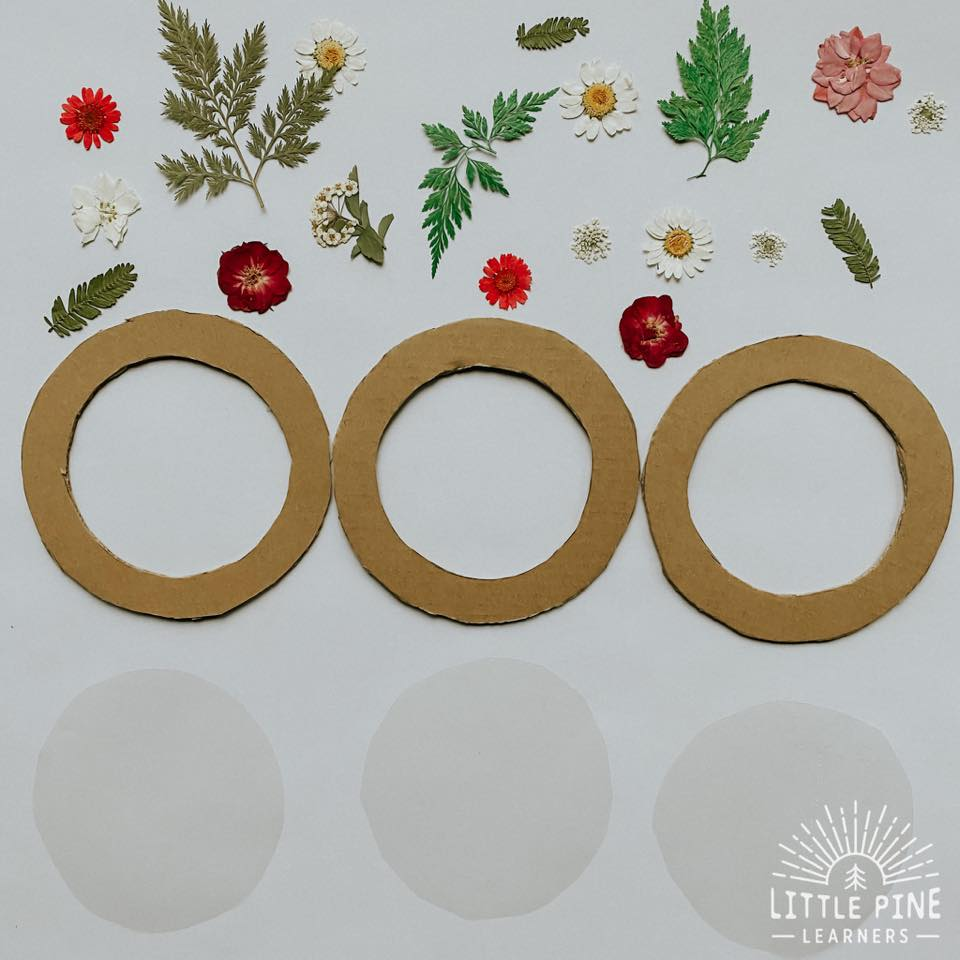 DIY Christmas ornaments are a special part of our family holiday traditions. These ornaments are so easy to make and are absolutely beautiful! Hang them from your tree and they make pretty sun catchers during the day and look so pretty with Christmas tree lights shinning through them at night.