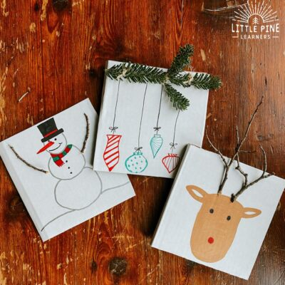 Eco Friendly Christmas Cards
