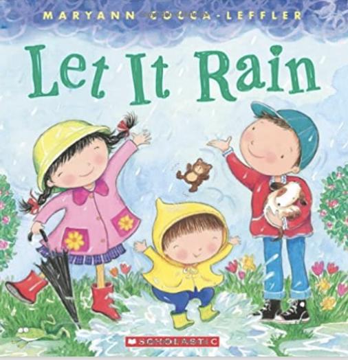 Rain stories for kids!