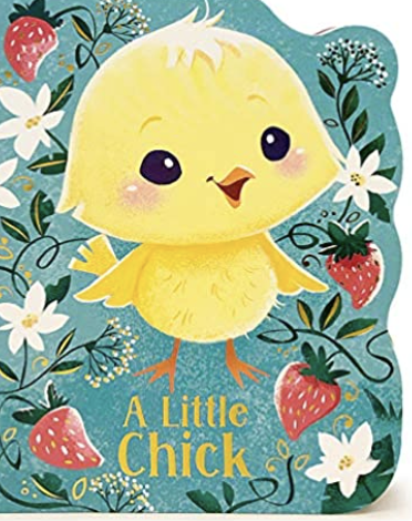 Cute baby chick story!