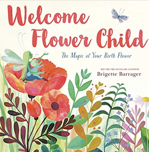 Nature books for babies and kids!