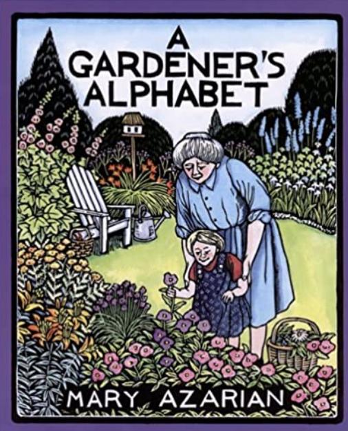 Garden books for kids!