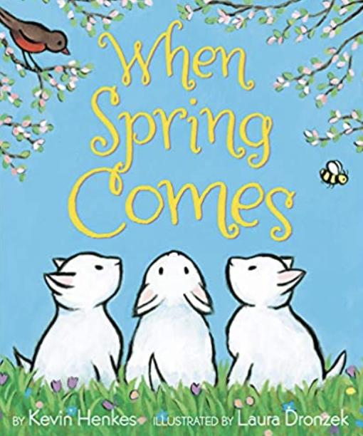 Spring read aloud