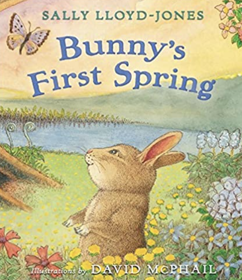 Spring stories for kids!