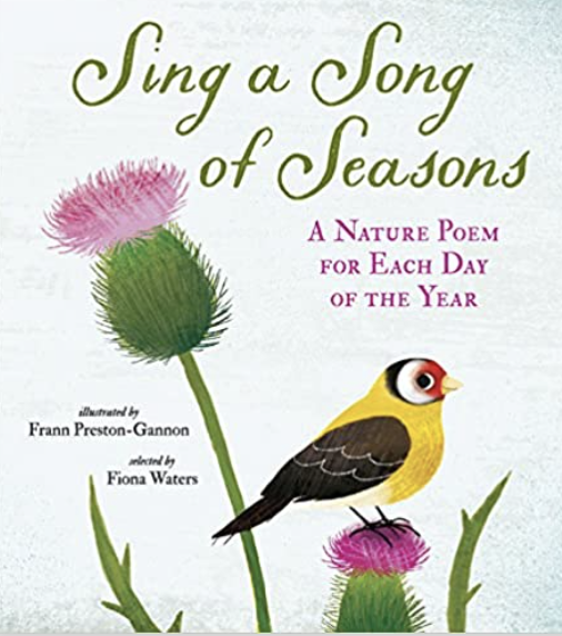 A book about seasons!