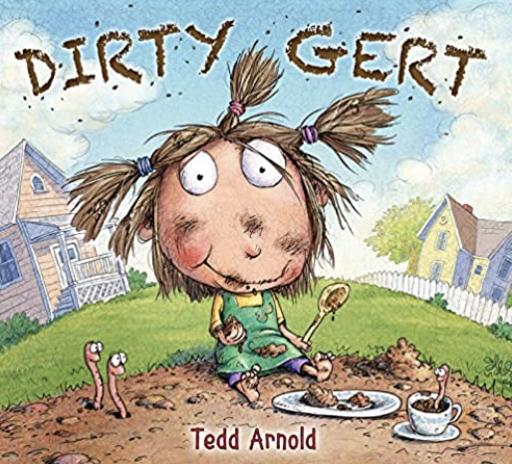 Dirt books for kids