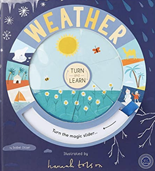 Learn about weather!