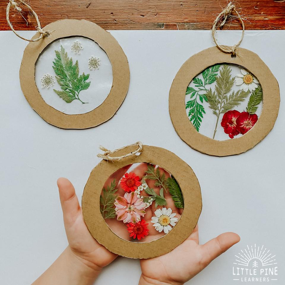 20+ Pressed Flower Crafts