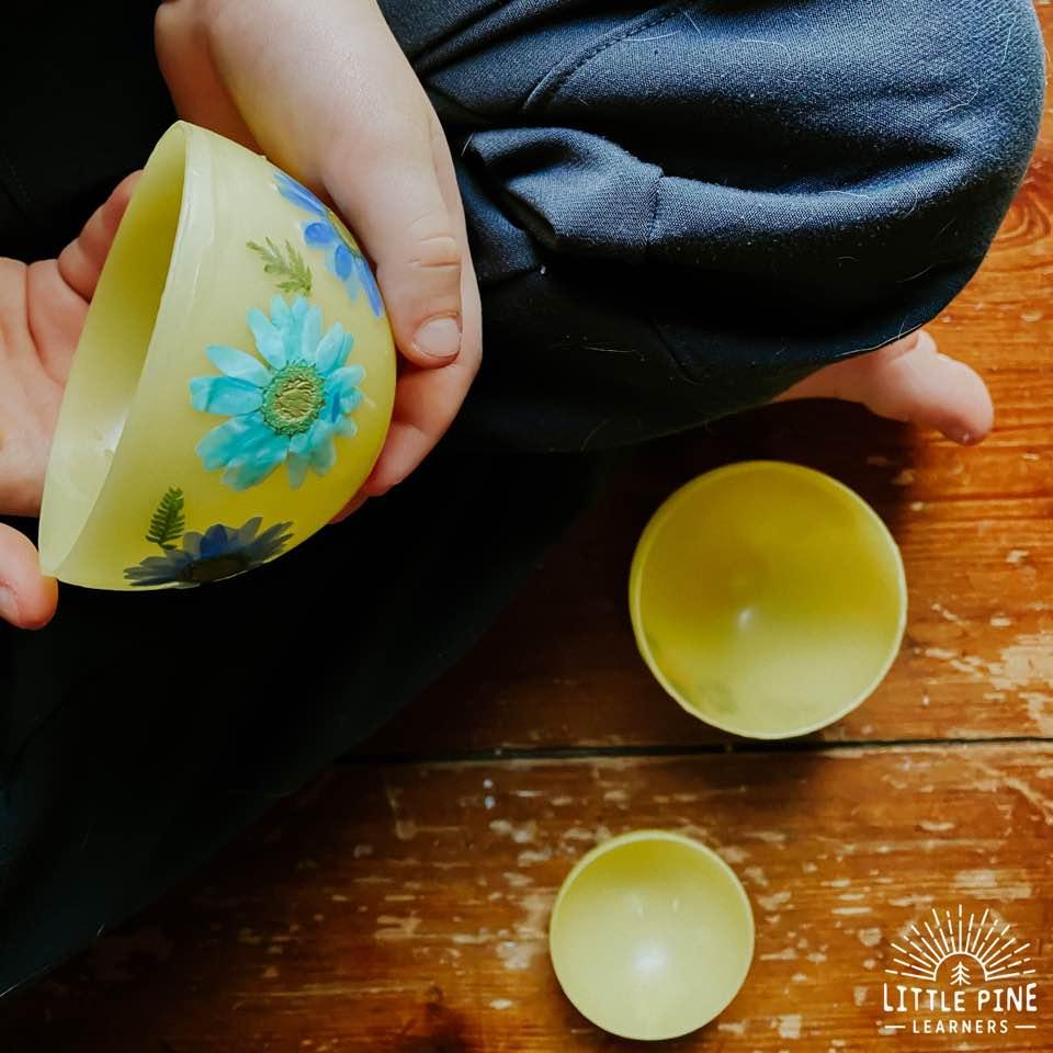 Beeswax Bowls