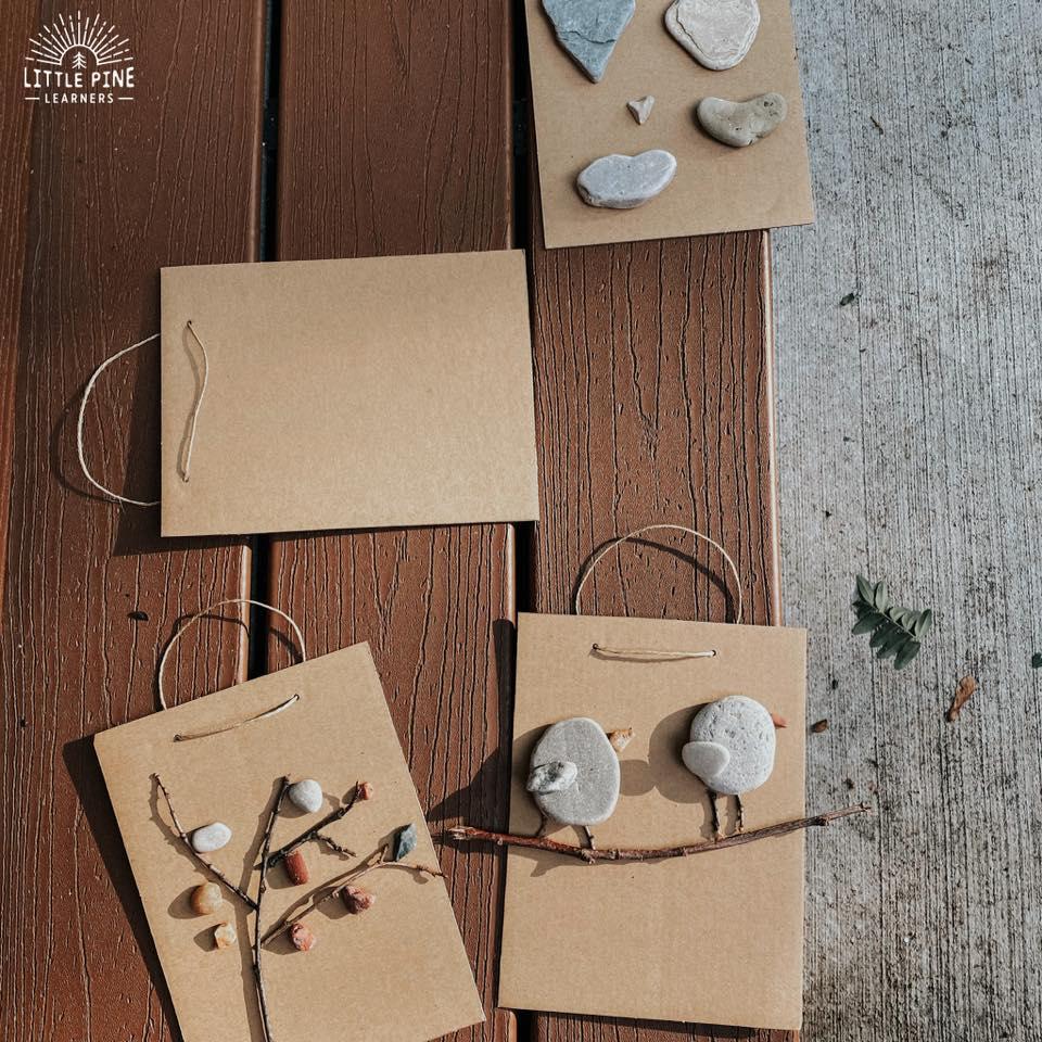 Nature craft idea