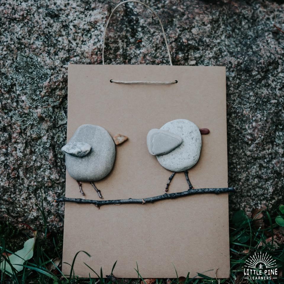 Bird nature craft
