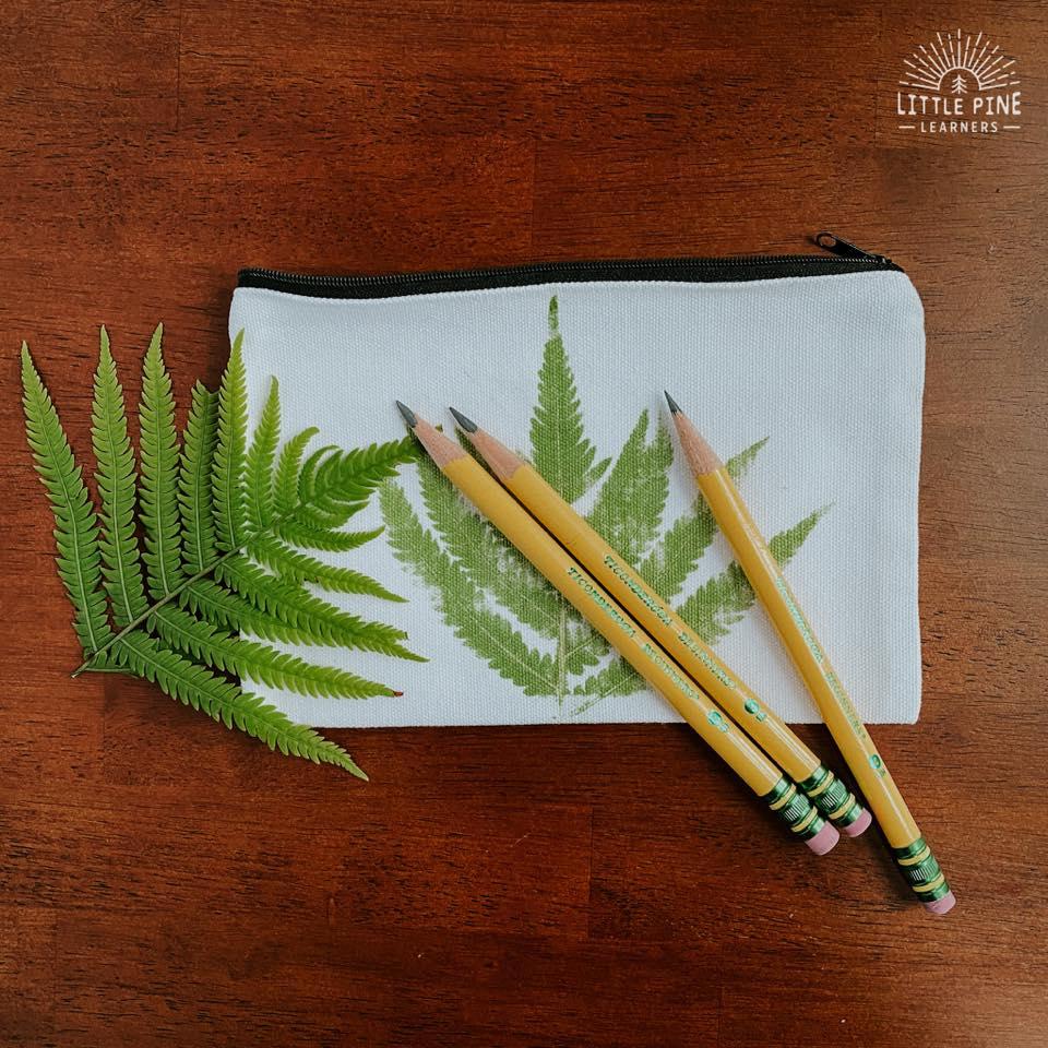 Homemade pencil case!