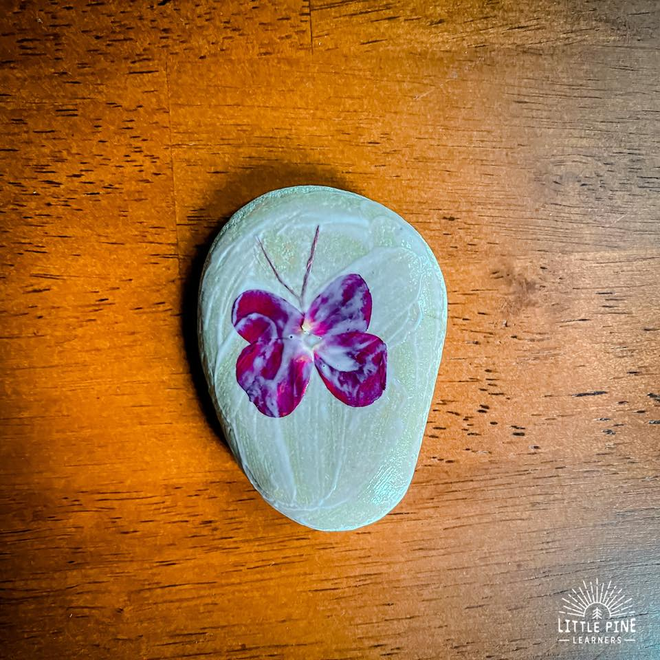 Rock craft for kids!
