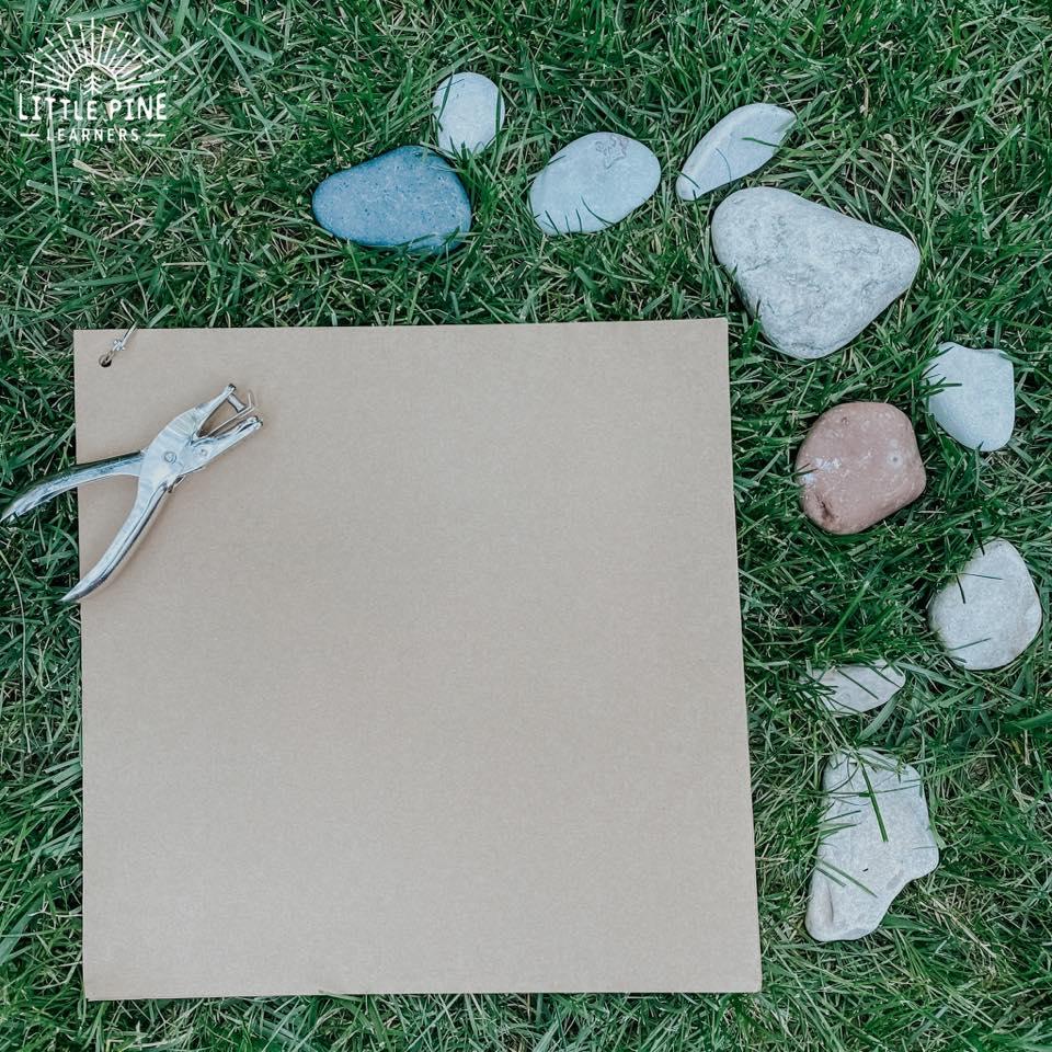 Literacy stone game